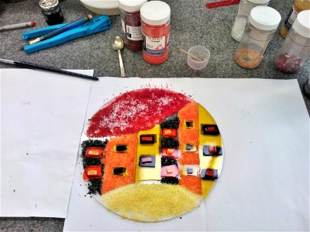 Paul Floyd Fused Glass School Project (1)