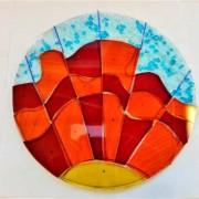 Students Glasswork Bowl