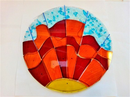 Paul Floyd Fused Glass School Project (4)