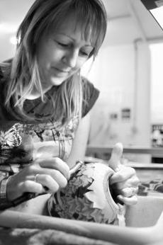Terri Colledge-Cameo Engraving