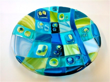 Transparent Glass Studio Fused Glass Course (4)