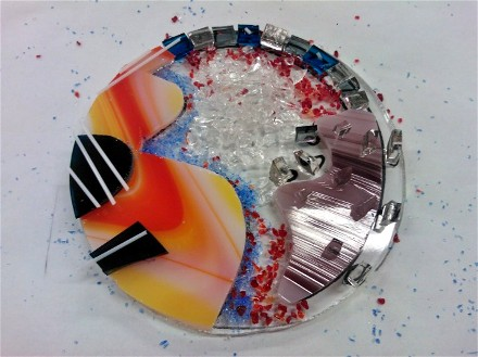 Transparent Glass Studio Fused Glass Course Spring
