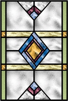 Transparent Glass Studio Stained Glass