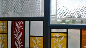 Victorian Stained Glass Restoration