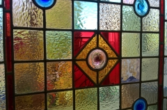 Victorian Stained Glass Restoration Windows