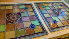 Transparent Glass Studio - Victorian Stained Glass Restoration & Repair (8)