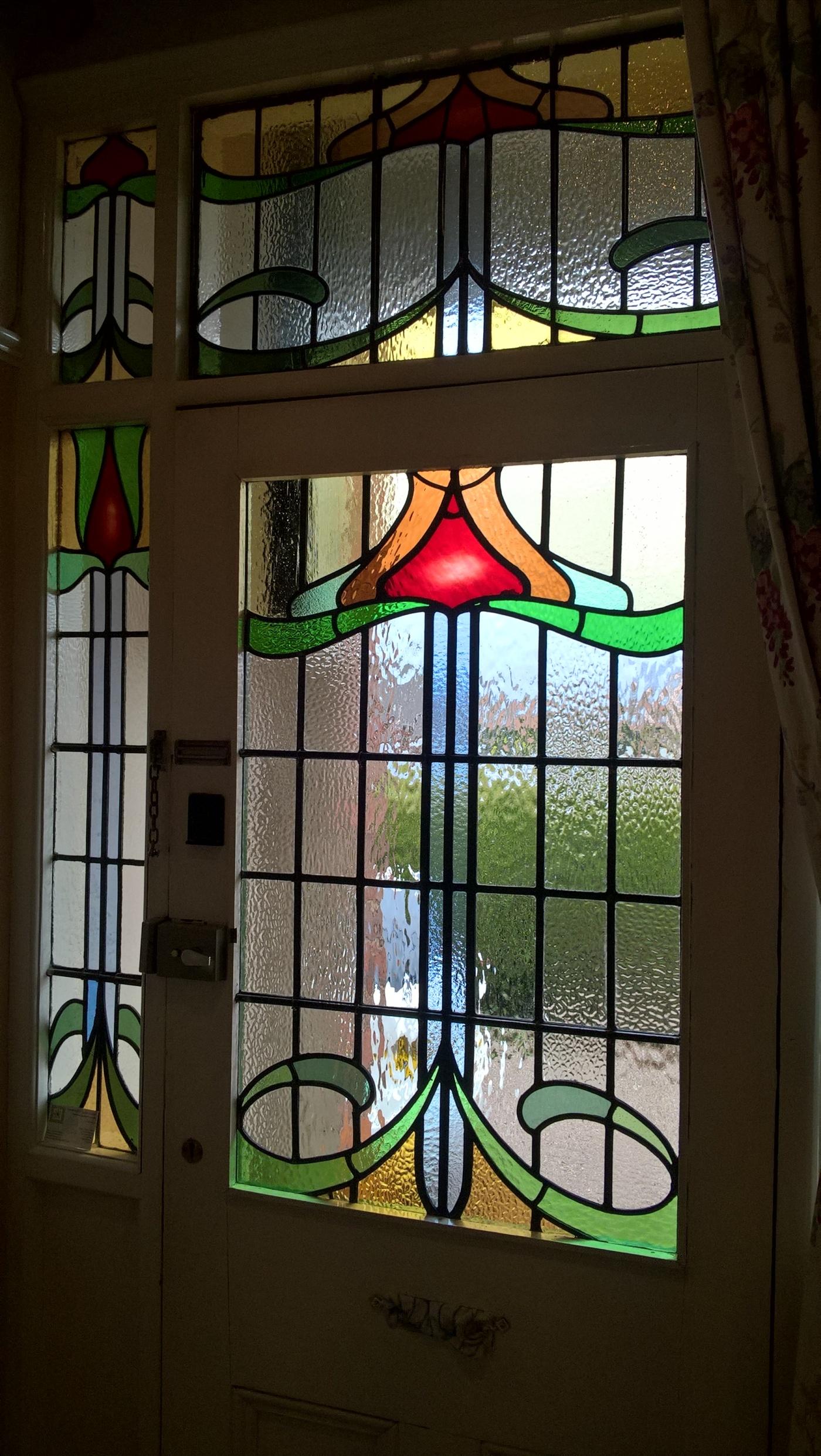 Stained Glass Repair Restoration Transparent Glass Studio