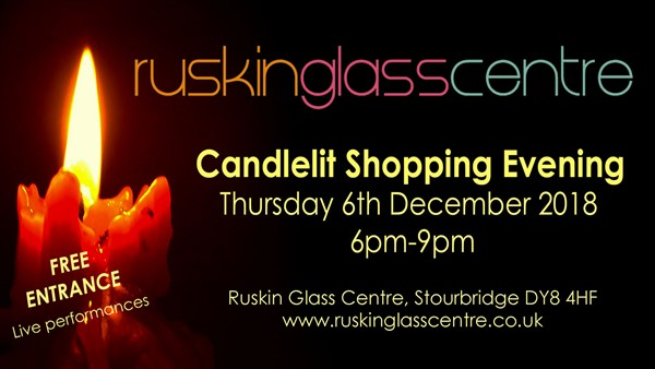 Candlelit Shopping Evening 2018